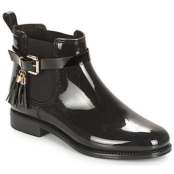 Cipők Női Csizmák André JAMES Fekete
