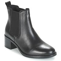 Cipők Női Csizmák André CRUMBLE Fekete