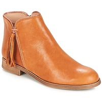 Cipők Női Csizmák André PAOLINE Barna