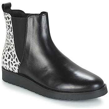Cipők Női Csizmák André TRULY Fekete