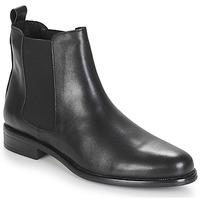 Cipők Női Csizmák André CARAMEL Fekete