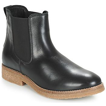 Cipők Női Csizmák André THELA Fekete