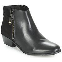 Cipők Női Csizmák André THAIS Fekete