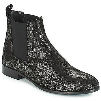 Cipők Női Csizmák André AGRIA Fekete