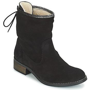 Cipők Női Csizmák André TELEX Fekete