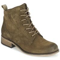 Cipők Női Csizmák André GODILLOT Zöld