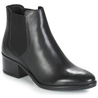 Cipők Női Csizmák André TRIUMPHA Fekete