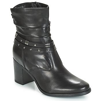 Cipők Női Csizmák André TOCSIN Fekete