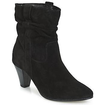 Cipők Női Csizmák André FANFAN Fekete