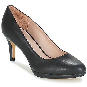 Cipők Női Félcipők André CRYSTAL Fekete