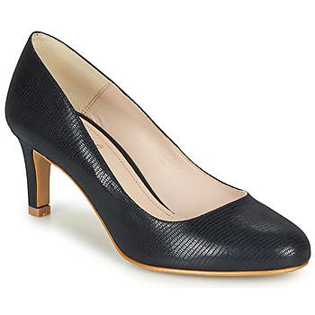 Cipők Női Félcipők André POMARA 3 Tengerész