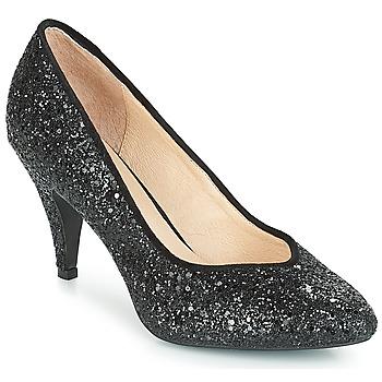 Cipők Női Félcipők André ANGELIE Fekete