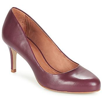 Cipők Női Félcipők André FLAVIE Bordó