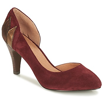 Cipők Női Félcipők André FREESIA Bordó
