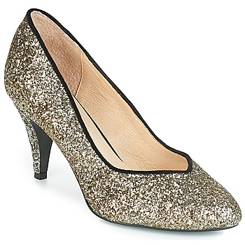 Cipők Női Félcipők André ANGELIE Arany