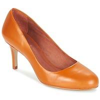 Cipők Női Félcipők André FLAVIE Citromsárga