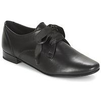 Cipők Női Oxford cipők André GOURMANDISE Fekete