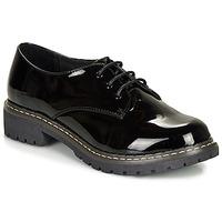 Cipők Női Oxford cipők André NEBULEUSE Fekete