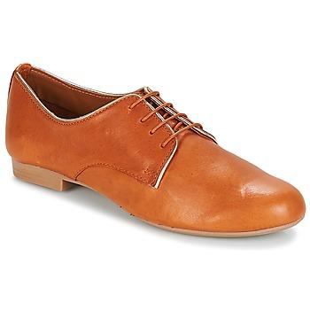 Cipők Női Oxford cipők André COMPERE Barna