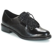 Cipők Női Oxford cipők André FATOU Fekete