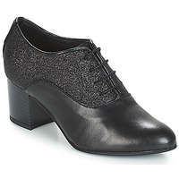 Cipők Női Oxford cipők & Bokacipők André FRENZY Fekete