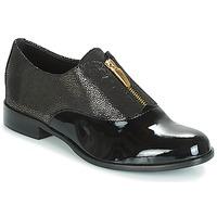 Cipők Női Oxford cipők André AURELIE Fekete
