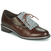 Cipők Női Oxford cipők André FATOU Barna