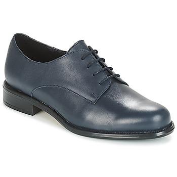 Cipők Női Oxford cipők André LOUKOUM Tengerész