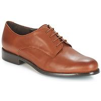 Cipők Női Oxford cipők André LOUKOUM Barna