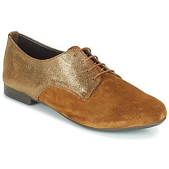 Cipők Női Oxford cipők André COMPLICE Barna