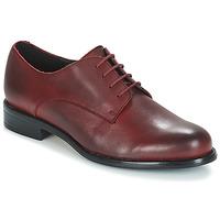 Cipők Női Oxford cipők André LOUKOUM Piros