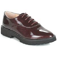 Cipők Női Oxford cipők André ALIBI Bordó