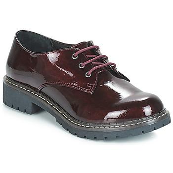 Cipők Női Oxford cipők André NEBULEUSE Bordó