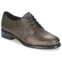 Cipők Női Oxford cipők André LOUKOUM Bronz
