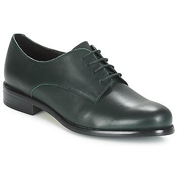 Cipők Női Oxford cipők André LOUKOUM Zöld