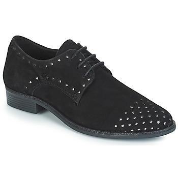 Cipők Női Oxford cipők André TWIN Fekete