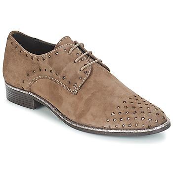 Cipők Női Oxford cipők André TWIN Bézs