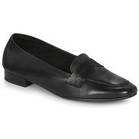 Cipők Női Mokkaszínek André NAMOURS Fekete