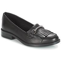 Cipők Női Mokkaszínek André TYRI Fekete