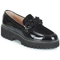 Cipők Női Mokkaszínek André ABILITY Fekete