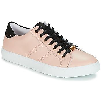 Cipők Női Rövid szárú edzőcipők André BERKELEY Bézs