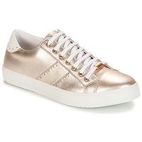 Cipők Női Rövid szárú edzőcipők André BERKELEY Ezüst