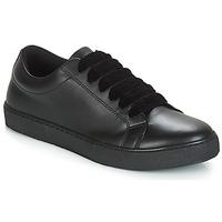 Cipők Női Rövid szárú edzőcipők André THI Fekete