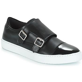 Cipők Női Rövid szárú edzőcipők André TAOUS Fekete