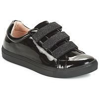 Cipők Női Rövid szárú edzőcipők André THYMUS Fekete