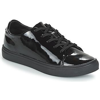 Cipők Női Rövid szárú edzőcipők André AGARI Fekete