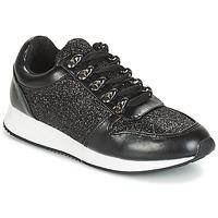 Cipők Női Rövid szárú edzőcipők André TOSCANA Fekete