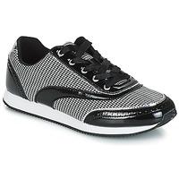 Cipők Női Rövid szárú edzőcipők André ACCOT Fekete