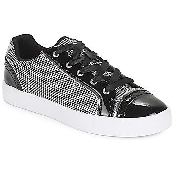 Cipők Női Rövid szárú edzőcipők André ALCALIE Fekete