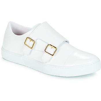 Cipők Női Rövid szárú edzőcipők André TAOUS Fehér